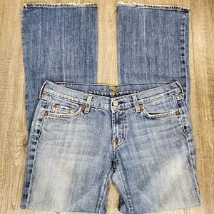 7 for All Mankind Flare Jean Size 29